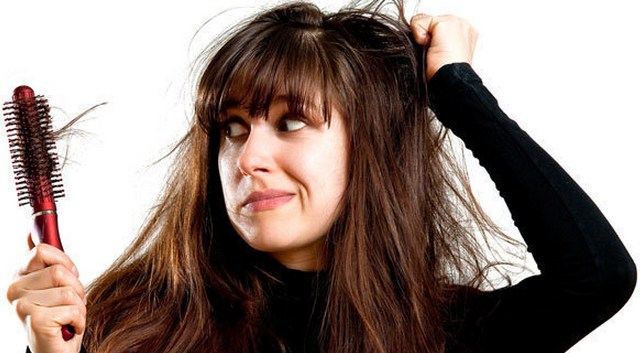 rambut gugur lepas bersalin