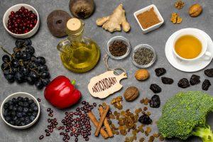 supplemen tinggi antioksidan